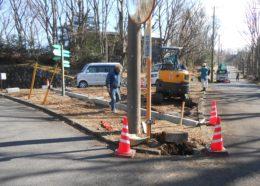 イトーピア一碧 B地区道路移管に係る修繕工事実施について